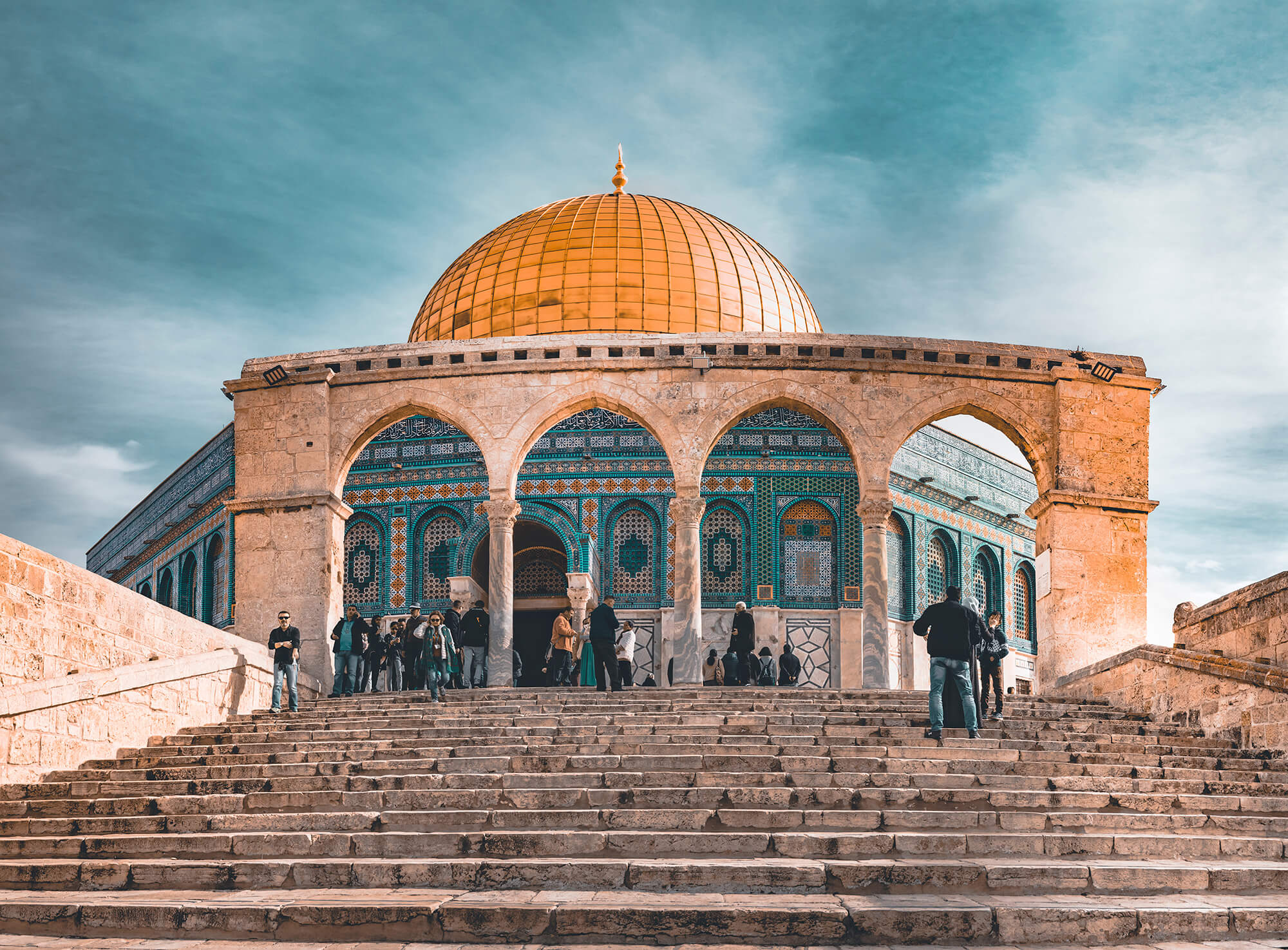 Experience Israel with Jentezen Franklin